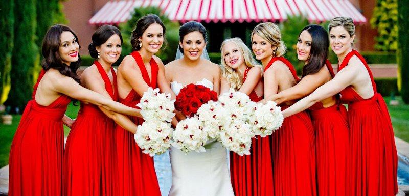 Madrinha de Casamento - Cerimônia e Festa