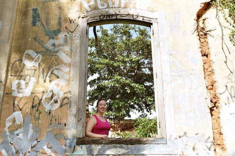 Casarão da Fazenda Jambeiro - Campinas - A Janela Maior