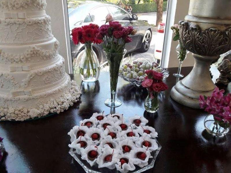 Doces para Casamento, Festa e Eventos - Primeira Mostra de Noivas e Eventos