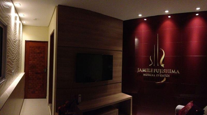 Jamile Fujishima Musical Eventos - Recepção - Sala de espera