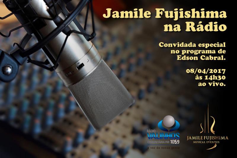 Musical para Eventos, Casamento e Festas com Jamile Fujishima