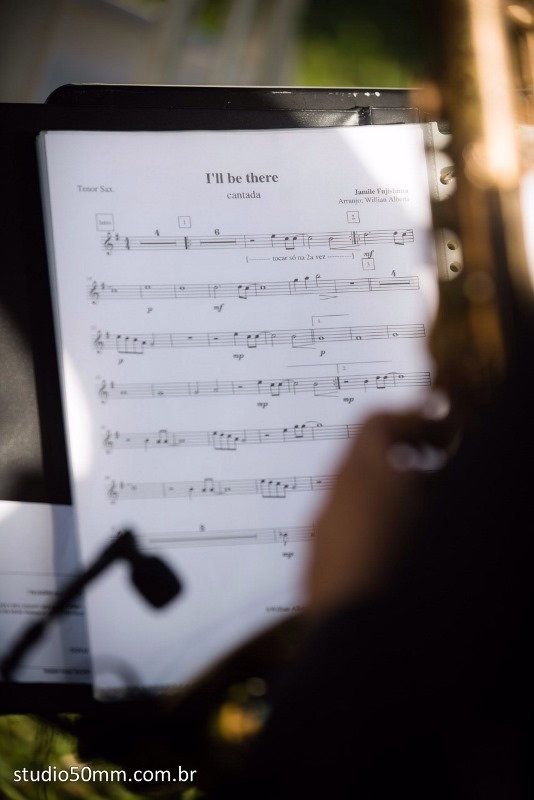 Festa de Casamento com Duo Voz e Violão