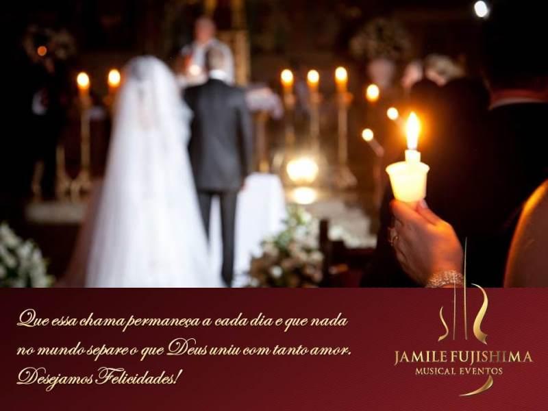 Felicitações ao casal Silvia e Paulo
