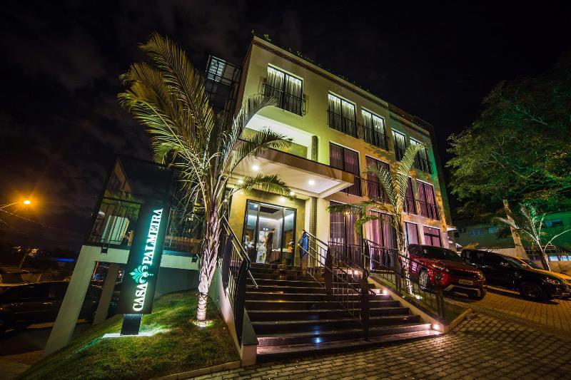Casa Palmeira - Fachada