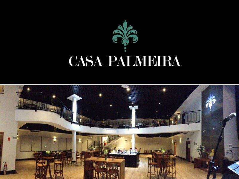 Casa Palmeira - Palco montado