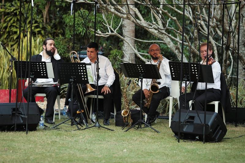Músicos - Casamento Ar Livre - Festa de Casamento