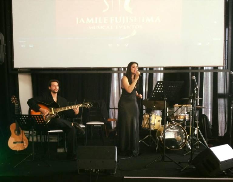Banda para Casamento Jamile Fujishima