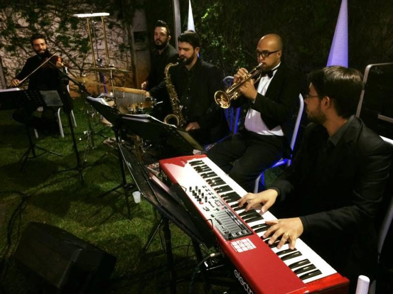 Banda Musical para Casamento - Noivado - Baile Debutante
