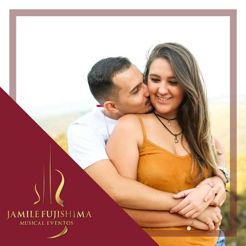 Felicitações ao Casal Letícia e Rodrigo