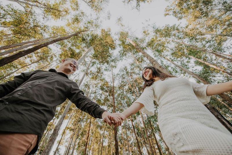 Felicitações ao casal Mayara e Eduardo